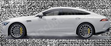 Mercedes - Benz AMG GT 4 Kapı Coupe