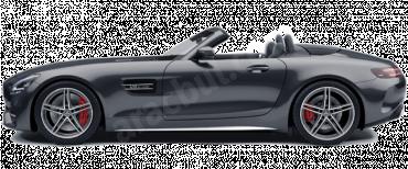 Mercedes - Benz AMG GT Roadster