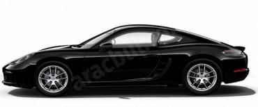 Porsche 718 Coupe