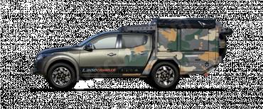 Mitsubishi L200 Crawler