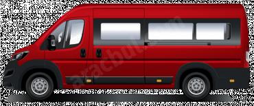Peugeot Boxer Minibüs