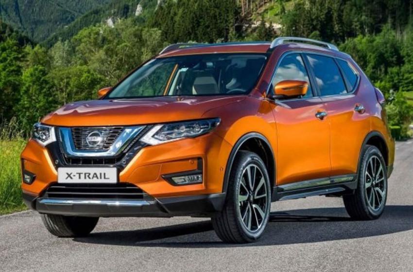 Daha Teknolojik, Daha Yakışıklı: Yeni Nissan X-Trail Karşımızda