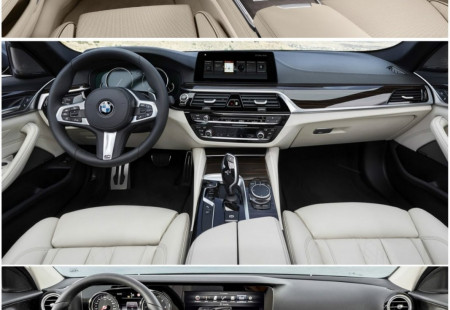 Yeni Audi A6 İle BMW 5 Serisi Mercedes E Serisi Karşılaştırma