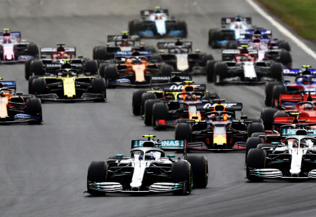 Formula 1 Yeniden Türkiye'de!