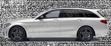 Mercedes - Benz C Serisi Estate