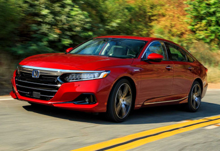 Honda Accord 2021'de Daha Teknolojik, Daha Heyecan Verici!