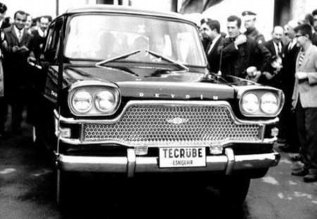 Devrim: Türkiye'nin İlk Yerli Arabası!