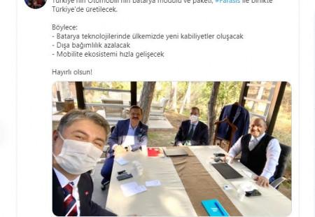 Türkiye'nin Bataryası İçin Geri Sayım Başladı!