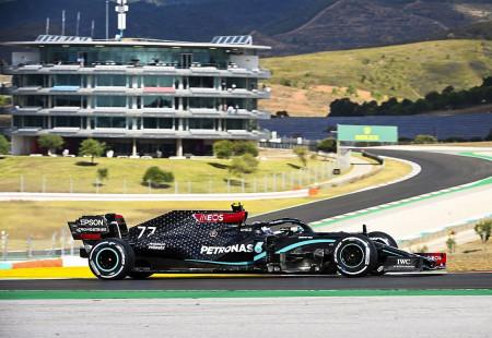 Hamilton Portekiz'de Kazandı! Tarihe Geçti!