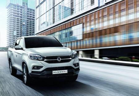 2020 Kasım Ayı Pick-up Modeli: Ssangyong Musso Grand