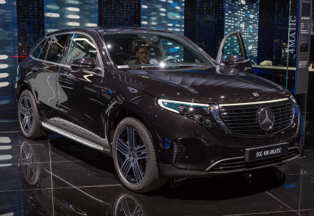 Mercedes EQC Ülkemizde Satışa Sunuldu