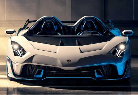 Yalnızca Bir Adet Üretilen Otomobil: Lamborghini Aventador SC20