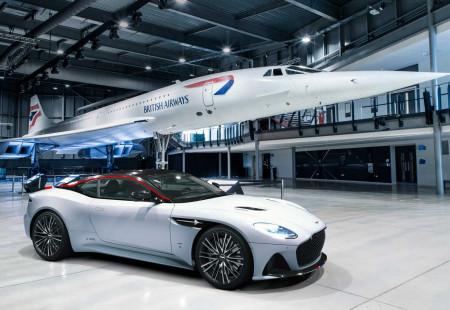 Aston Martin Concorde İle Geliyor
