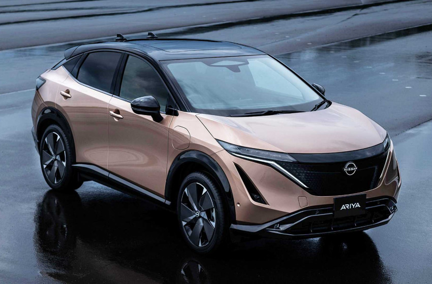 Yeni Nissan Ariya Modelinin Üretim Yılı Belli Oldu