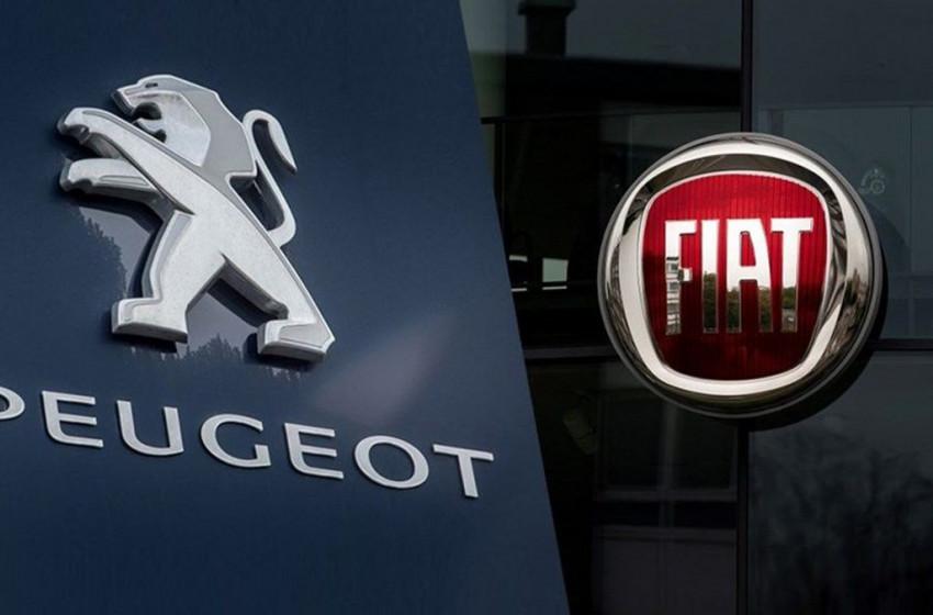 Fiat ve Peugeot Birleşiyor