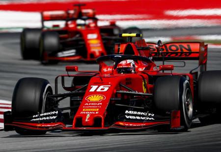 Berger Ferrari'nin Geleceği İle İlgili Açıklamalarda Bulundu