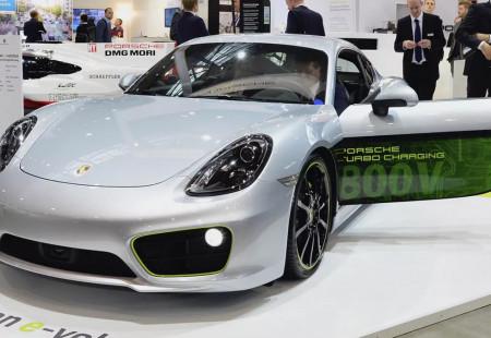 Porsche Markasının Elektriklisi Guinness Rekorlar Kitabına Girdi
