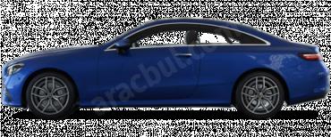 Mercedes - Benz E Serisi Coupe