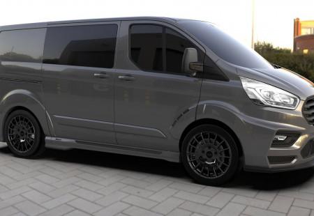 Ford Transit ve Transit Custom'a 2 Ayrı Ödül