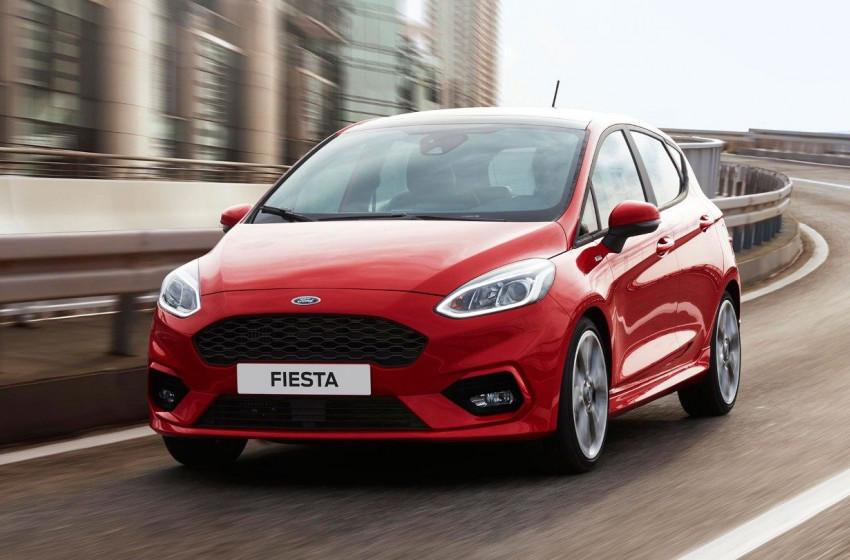 2021 Ocak Ayının Hatchback Modeli: Ford Fiesta