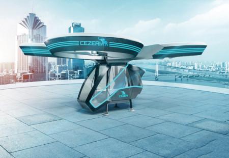 ABD'den Bir Uçan Otomobil Daha Geldi