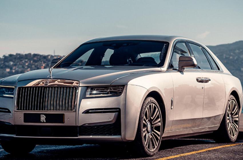 Yeni Nesil Rolls-Royce Ghost Türkiye'de