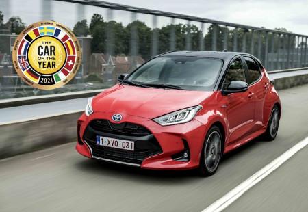 Toyota Yaris Yılın Otomobili Seçildi