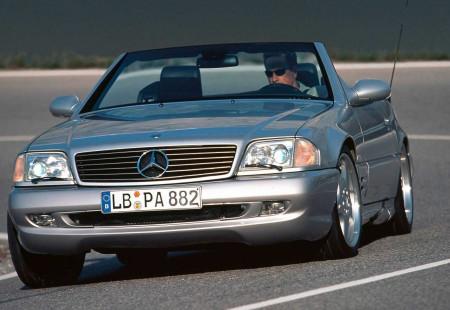 """Mercedes'in """"73"""" Ailesinden Yeni Detaylar Gelmeye Devam Ediyor"""