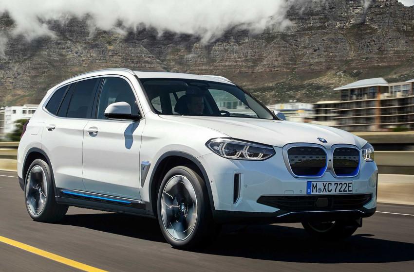 BMW iX3 Modelinin Ülkemizde Satışları Başladı
