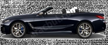 BMW M8 Cabrio
