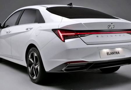 Yeni Hyundai Elantra Yakında Geliyor