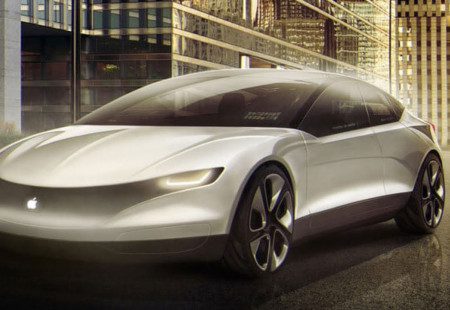 LG ve Magna, Apple Car Modeli Üretimine Talip Oldu