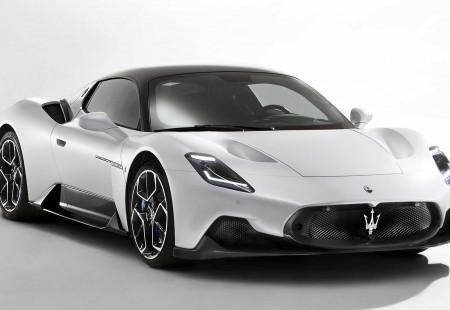 Maserati MC20, 2021 Yılının İlk Ödülünü Aldı