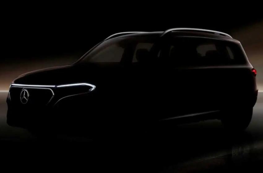 Mercedes-Benz EQB Modelinin İlk Detayları Sızdı
