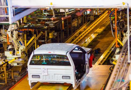 Ford Otosan'dan Üretim Aracı