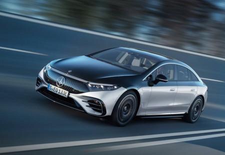 Mercedes'ten Elektrikli S-Class: 2021 Mercedes EQS Modeli Tanıtıldı
