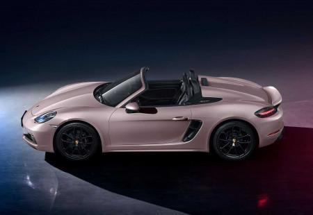 Porsche 718 Spyder Dört Silindirli Motorla Görüntülendi