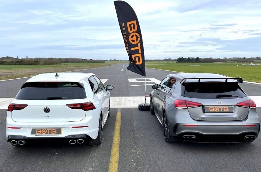 Volkswagen Golf 8 R, Mercedes-AMG A45 S Modeli İle Kapışıyor