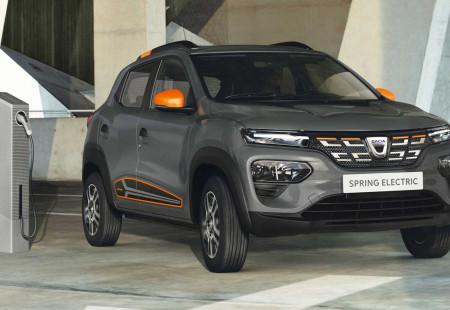 Dacia Markasının İlk Elektriklisi: Spring