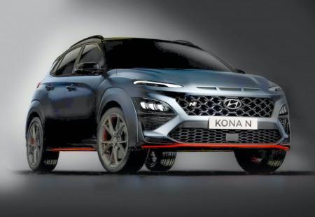Hyundai, Merakla Beklenen Kona N Modelinin Örtüsünü Kaldırdı