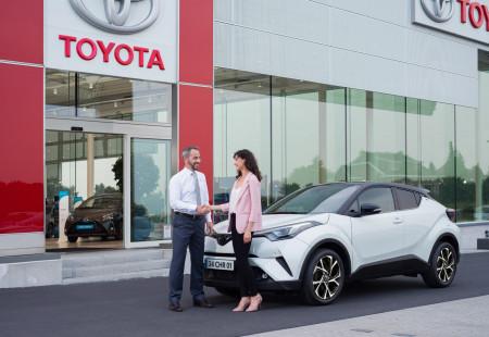 Toyota Satışları Rekor Seviyede