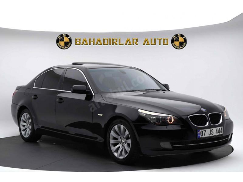 2008 MODEL BMW 520d PREMİUM  M DERİKSİYON VE GÖRÜNÜM E60