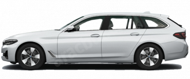 BMW 5 Serisi Touring