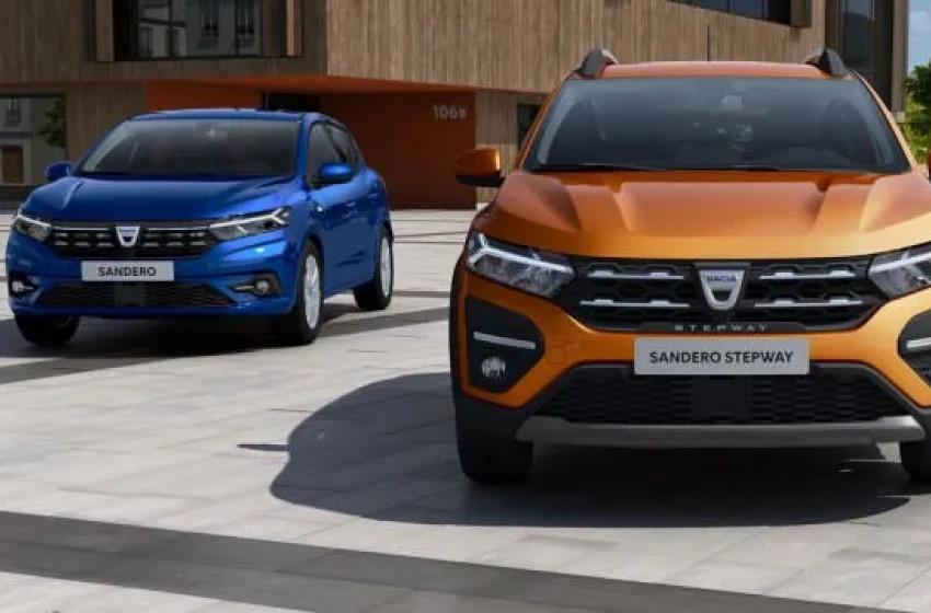 Dacia 2021 Mayıs Ayı Kampanyaları