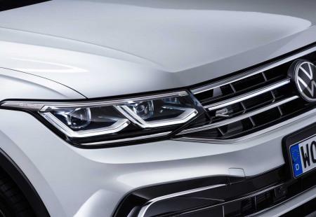 Volkswagen Tiguan Allspace Yenilendi!