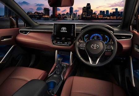 Toyota Corolla Cross ABD'de Görüntülendi