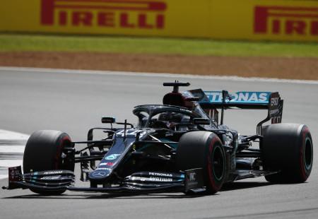 Lewis Hamilton'ın Türkiye GP'sini Kazandığı Araç Satışa Sunuldu