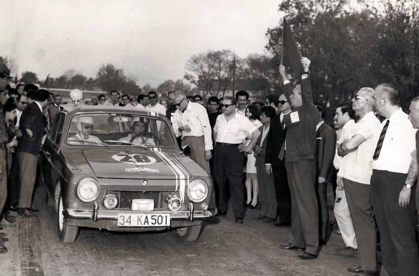 Türkiye'de ilk Otomobil Yarışı Ne Zaman Yapıldı?