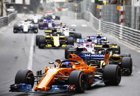 F1 Monako Grand Prix'sinde Kazanan Versatppen