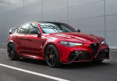Yeni Giulia GTATanıtıldı